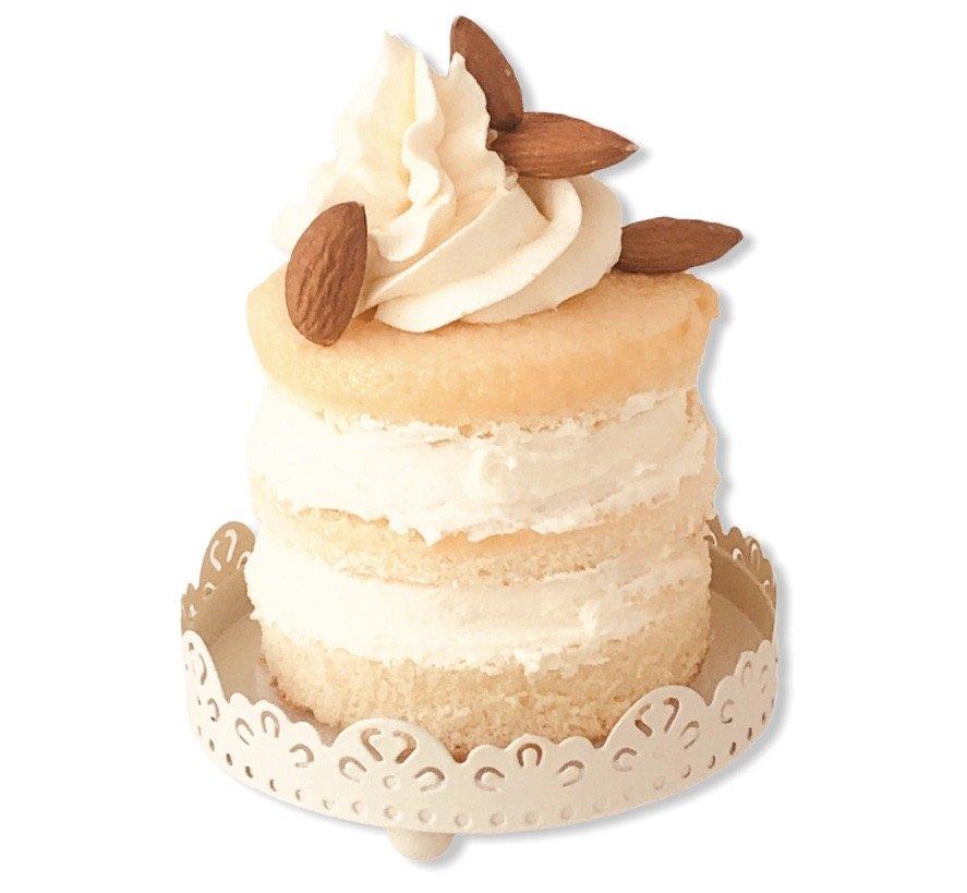 ALMENDRA - (suave crema con pasta de almendra)