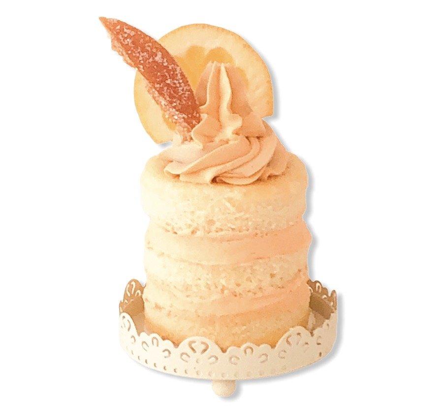 NARANJA - (delicada crema de almibar de naranja)