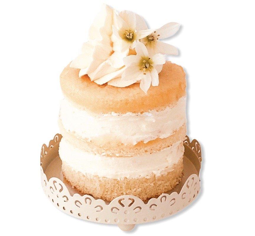 VAINILLA - (untuosa crema con pasta de vainilla)